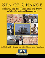 Colonial History Unit Page Image